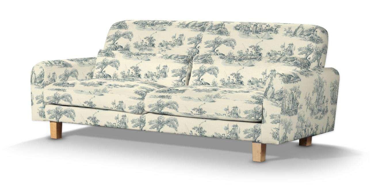Pokrowiec na sofę Nikkala krótki sofa nikkala w kolekcji Avinon, tkanina: 132-66