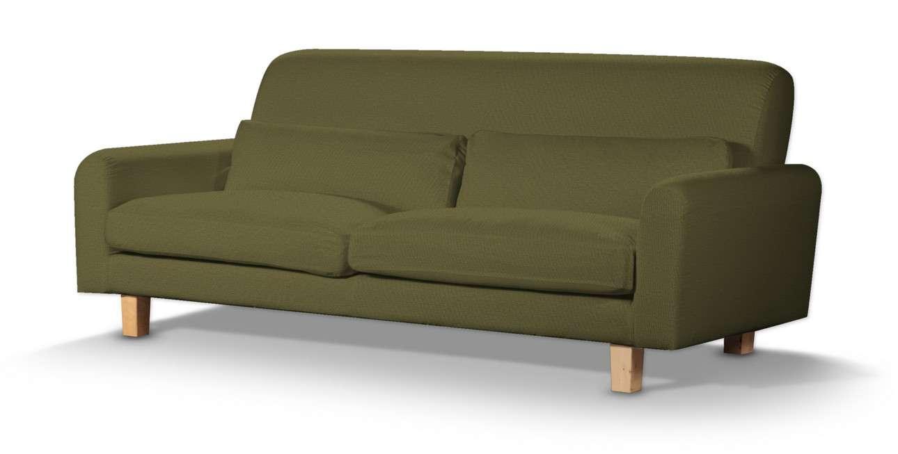 Pokrowiec na sofę Nikkala krótki w kolekcji Etna, tkanina: 161-26