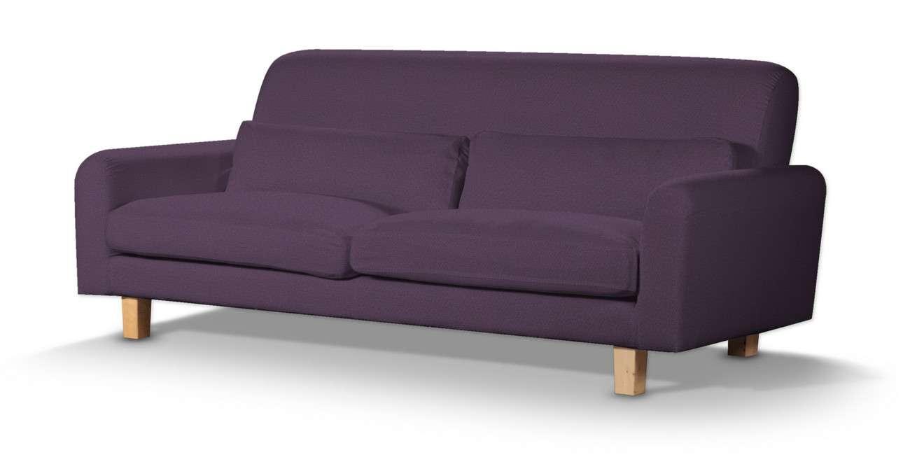 Pokrowiec na sofę Nikkala krótki w kolekcji Etna, tkanina: 161-27