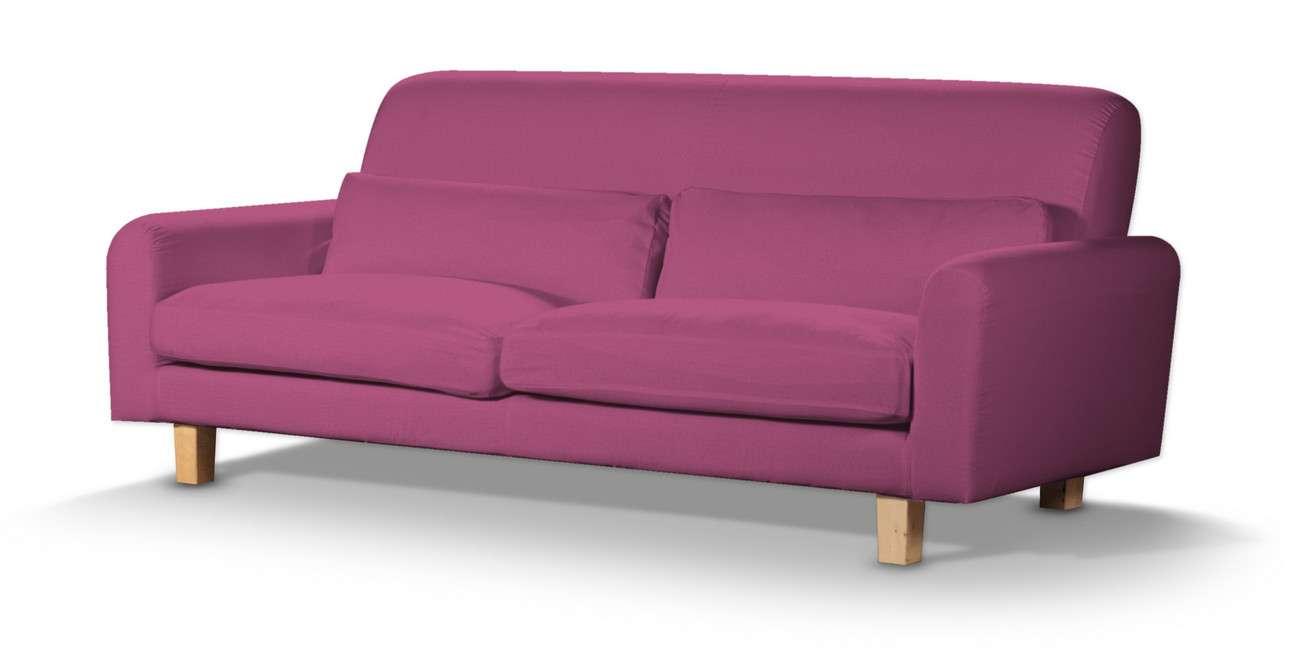Pokrowiec na sofę Nikkala krótki w kolekcji Living, tkanina: 161-29