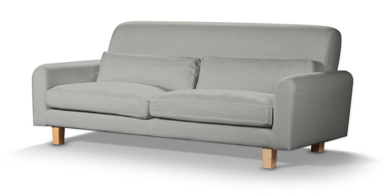 Pokrowiec na sofę Nikkala krótki w kolekcji Bergen, tkanina: 161-72