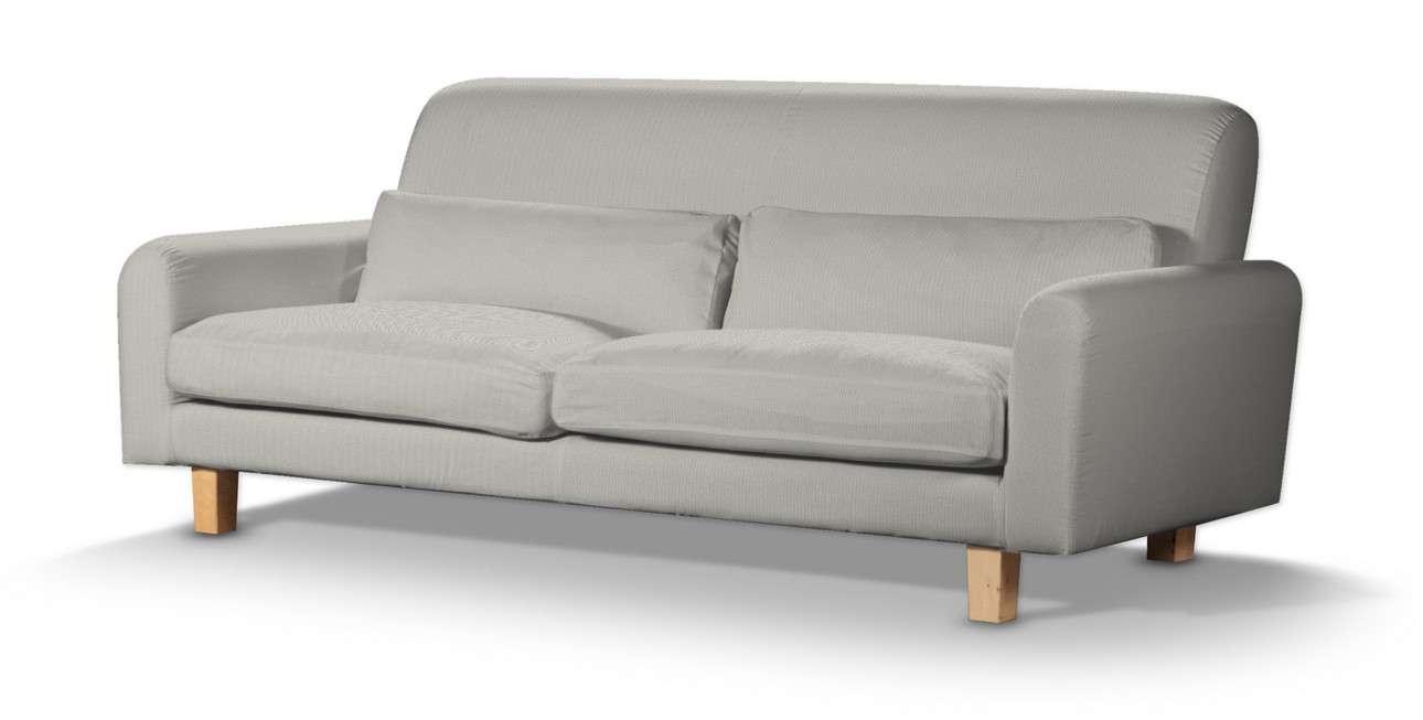 Pokrowiec na sofę Nikkala krótki w kolekcji Bergen, tkanina: 161-84