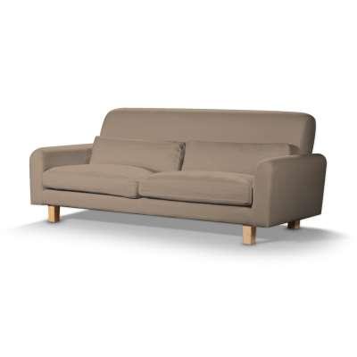 Pokrowiec na sofę Nikkala krótki w kolekcji Bergen, tkanina: 161-75