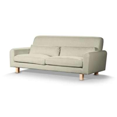 Pokrowiec na sofę Nikkala krótki 161-62 szaro - beżowy melanż Kolekcja Living