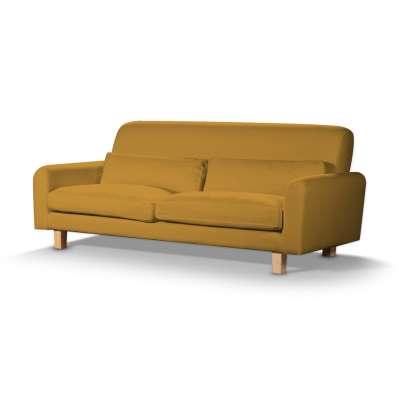 Pokrowiec na sofę Nikkala krótki 161-64 miodowy szenil Kolekcja Living