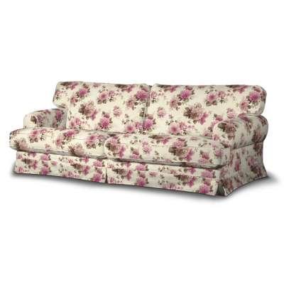 Pokrowiec na sofę Ekeskog rozkładaną w kolekcji Londres, tkanina: 141-07