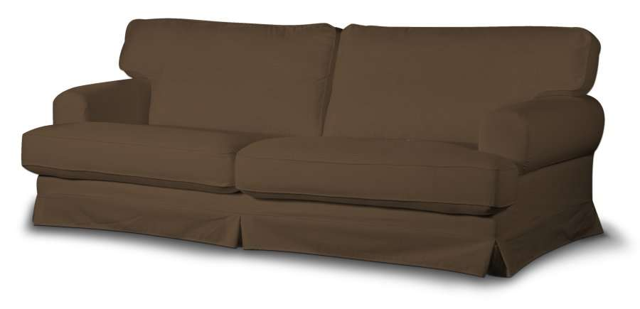 Ekeskog betræk sovesofa fra kollektionen Cotton Panama, Stof: 702-02
