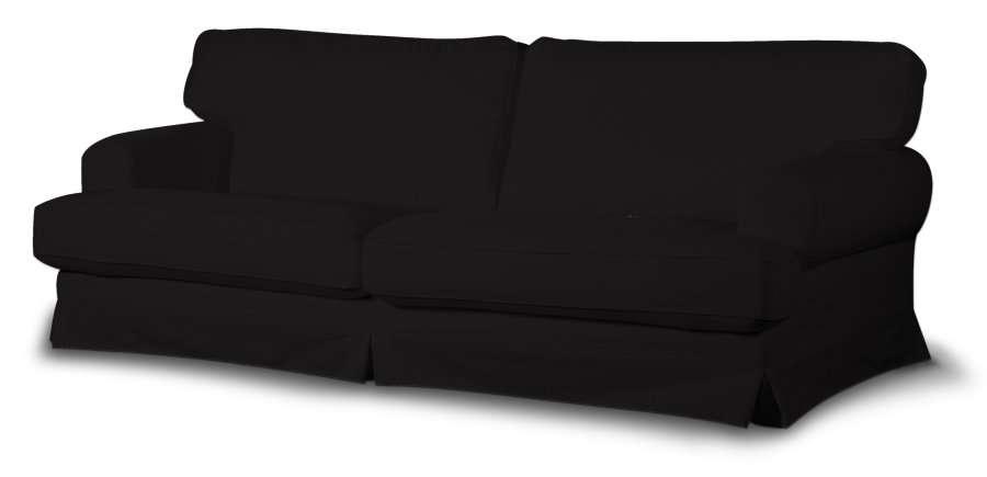 Pokrowiec na sofę Ekeskog rozkładaną w kolekcji Cotton Panama, tkanina: 702-09
