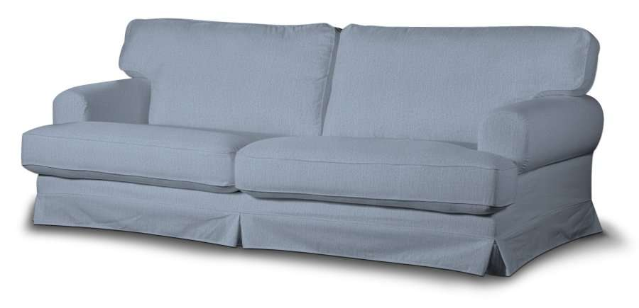 Pokrowiec na sofę Ekeskog rozkładaną w kolekcji Chenille, tkanina: 702-13