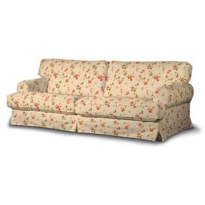 Pokrowiec na sofę Ekeskog rozkładaną w kolekcji Londres, tkanina: 124-05
