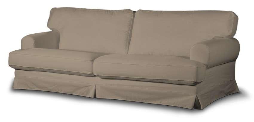 Pokrowiec na sofę Ekeskog rozkładaną w kolekcji Cotton Panama, tkanina: 702-28