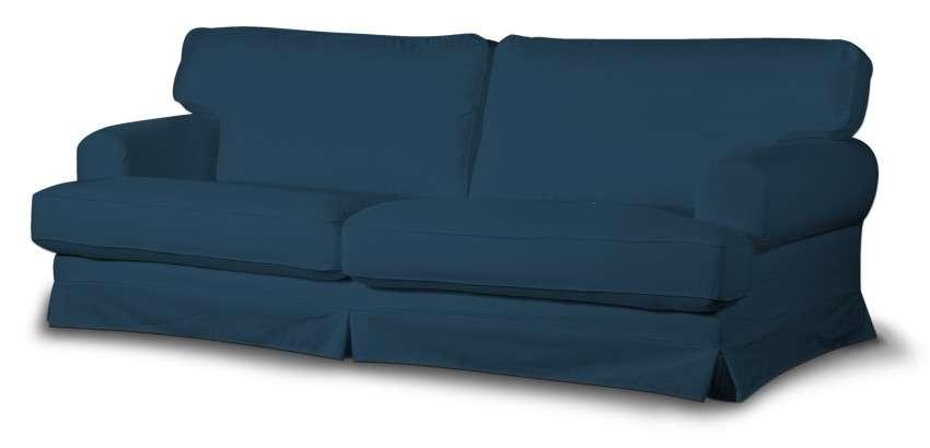 Ekeskog Schlafsofabezug, marinenblau , Ekeskog Schlafsofa, Cotton Panama