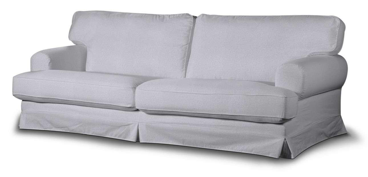 Pokrowiec na sofę Ekeskog rozkładaną w kolekcji Amsterdam, tkanina: 704-45