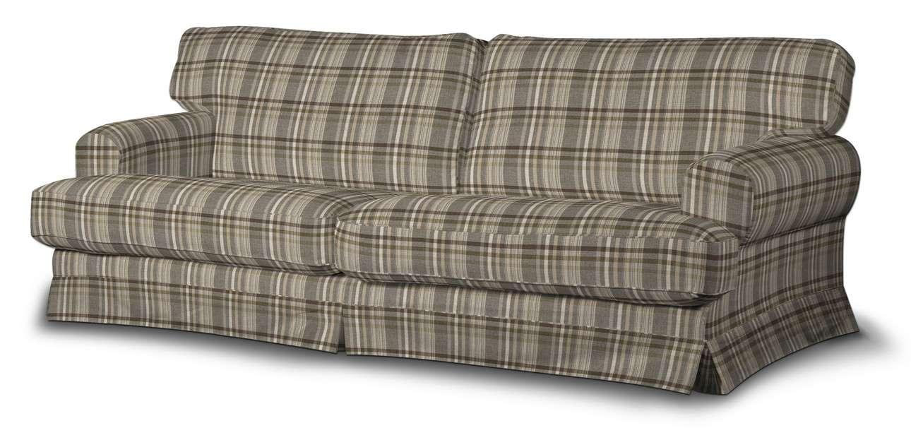 Pokrowiec na sofę Ekeskog rozkładaną w kolekcji Edinburgh, tkanina: 703-17