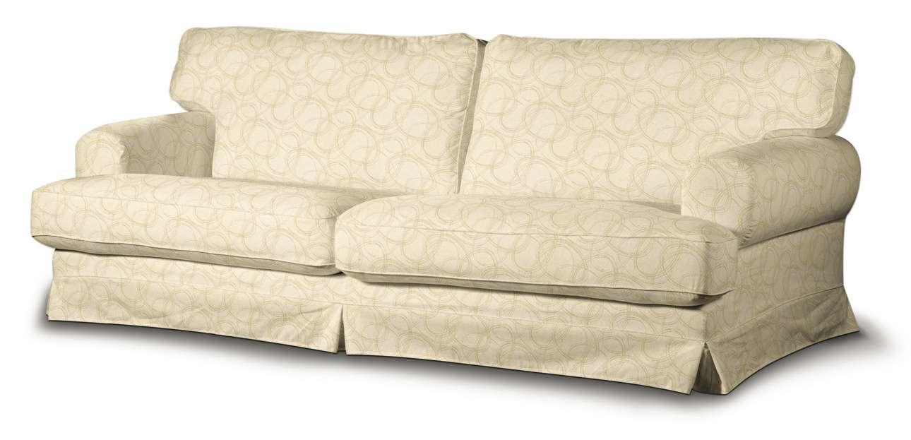 Pokrowiec na sofę Ekeskog rozkładaną w kolekcji Living, tkanina: 161-81