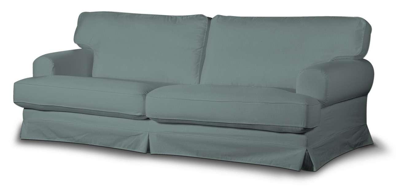Pokrowiec na sofę Ekeskog rozkładaną w kolekcji Cotton Panama, tkanina: 702-40