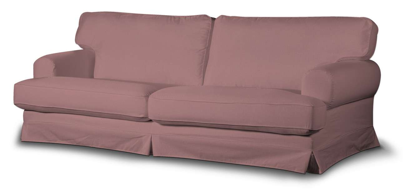 Ekeskog betræk sovesofa fra kollektionen Cotton Panama, Stof: 702-43