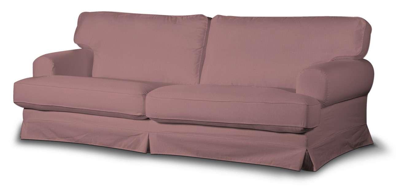 Pokrowiec na sofę Ekeskog rozkładaną w kolekcji Cotton Panama, tkanina: 702-43