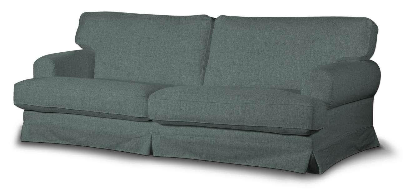 Pokrowiec na sofę Ekeskog rozkładaną w kolekcji City, tkanina: 704-85