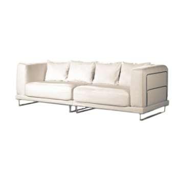 Tylösand 3-seater sofa cover  - Dekoria.us