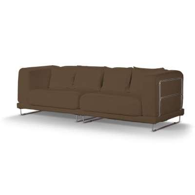 Pokrowiec na sofę  Tylösand 3-osobową nierozkładaną w kolekcji Cotton Panama, tkanina: 702-02