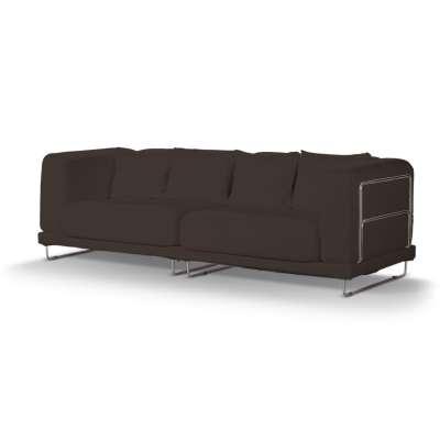 Pokrowiec na sofę  Tylösand 3-osobową nierozkładaną w kolekcji Cotton Panama, tkanina: 702-03