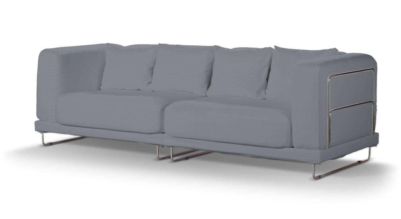 Pokrowiec na sofę  Tylösand 3-osobową nierozkładaną sofa tylösand 3-osobowa nierozkładana w kolekcji Cotton Panama, tkanina: 702-07