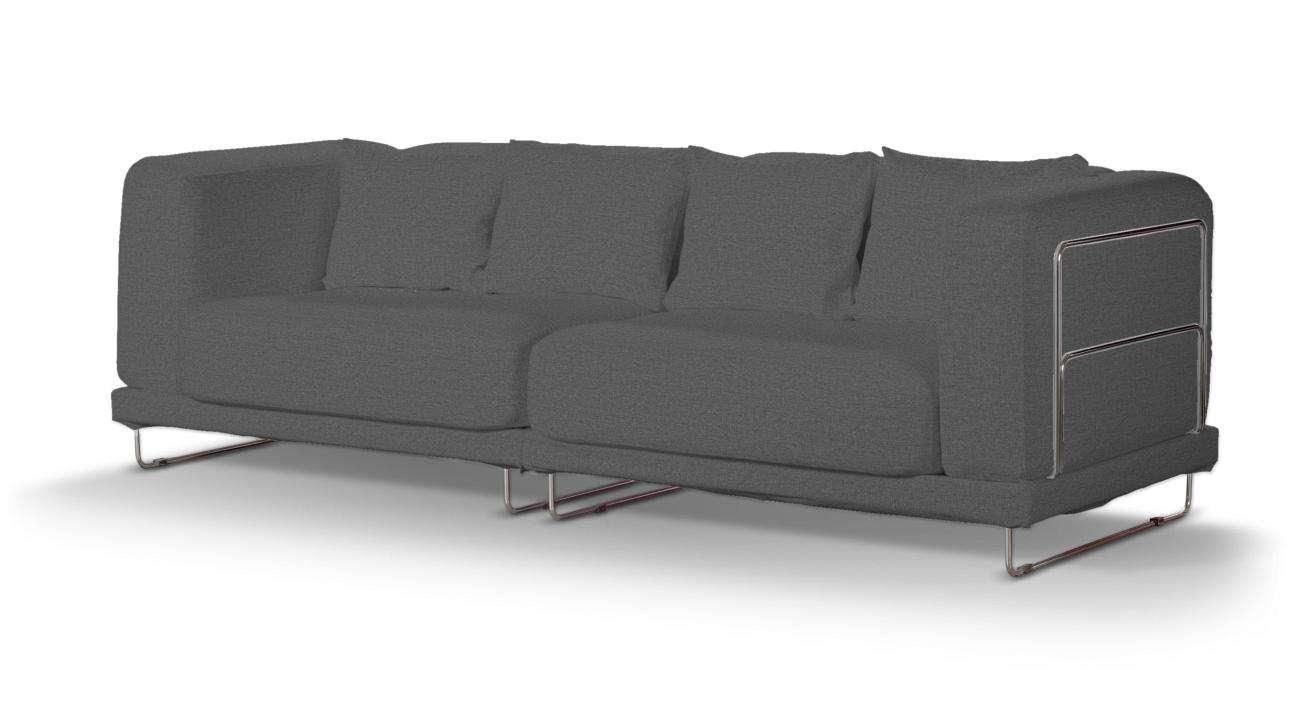 Pokrowiec na sofę  Tylösand 3-osobową nierozkładaną sofa tylösand 3-osobowa nierozkładana w kolekcji Edinburgh, tkanina: 115-77