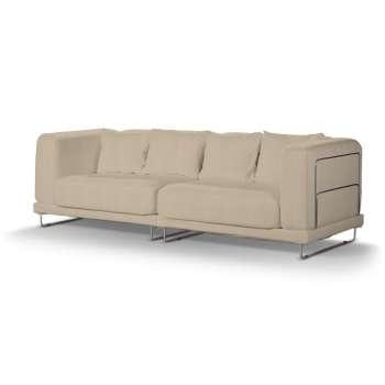 Pokrowiec na sofę  Tylösand 3-osobową nierozkładaną sofa tylösand 3-osobowa nierozkładana w kolekcji Edinburgh, tkanina: 115-78