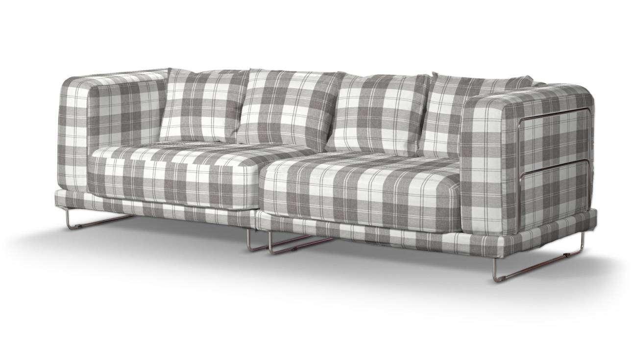 Pokrowiec na sofę  Tylösand 3-osobową nierozkładaną sofa tylösand 3-osobowa nierozkładana w kolekcji Edinburgh, tkanina: 115-79