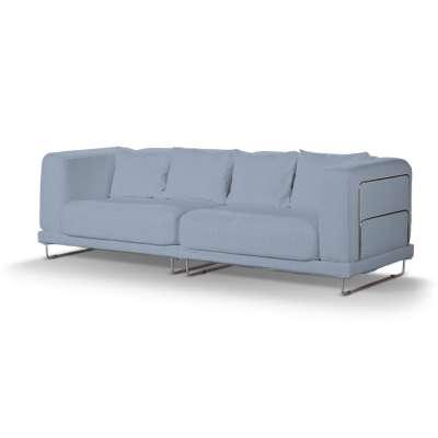 Pokrowiec na sofę  Tylösand 3-osobową nierozkładaną w kolekcji Chenille, tkanina: 702-13