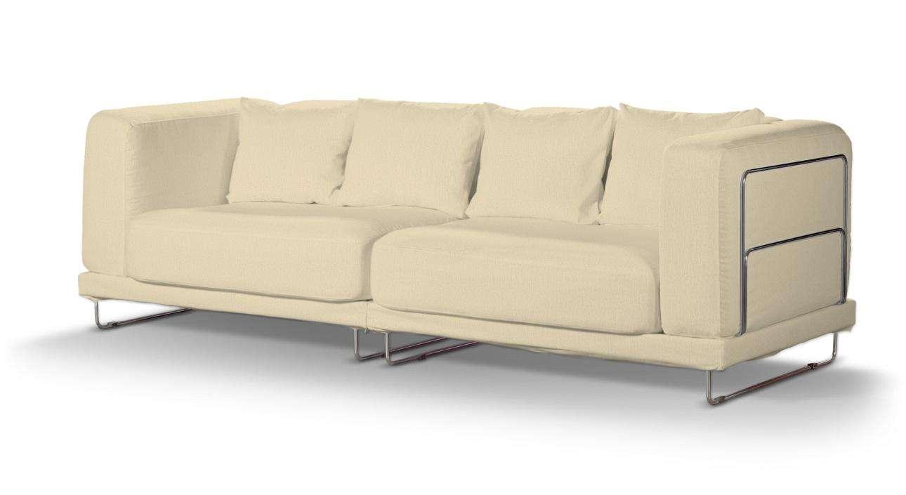 Pokrowiec na sofę  Tylösand 3-osobową nierozkładaną sofa tylösand 3-osobowa nierozkładana w kolekcji Chenille, tkanina: 702-22