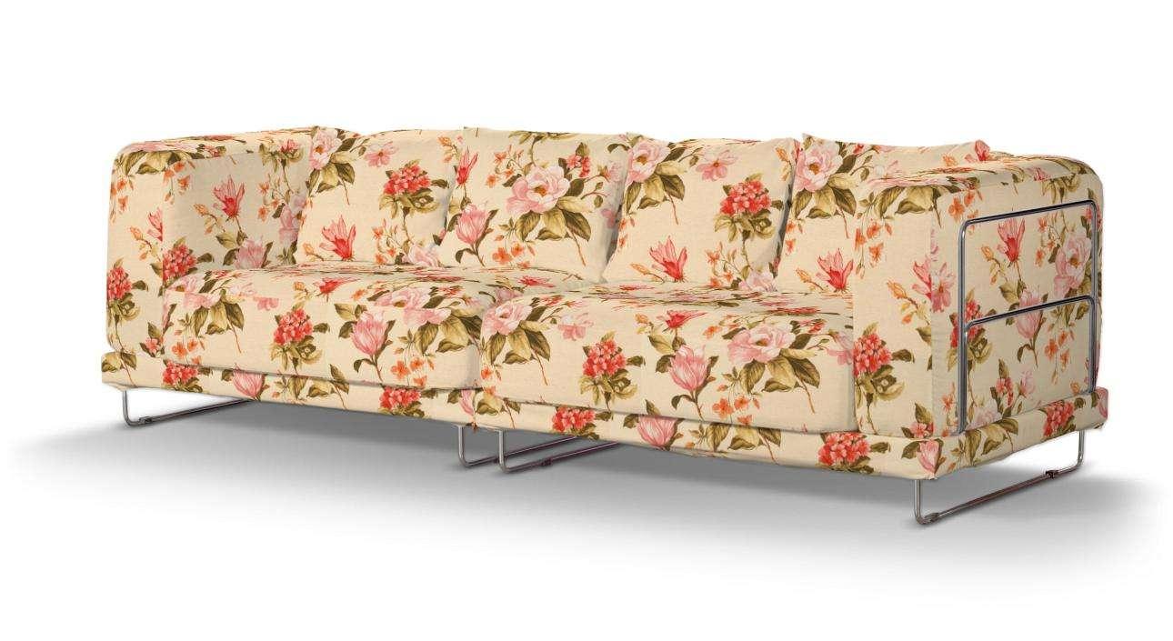 Pokrowiec na sofę  Tylösand 3-osobową nierozkładaną sofa tylösand 3-osobowa nierozkładana w kolekcji Londres, tkanina: 123-05