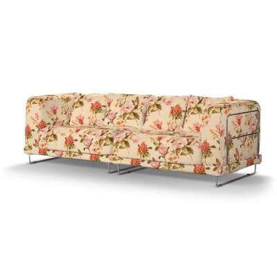 Poťah na sedačku Tylösand pre 3 osoby (nerozkladacia) V kolekcii Londres, tkanina: 123-05