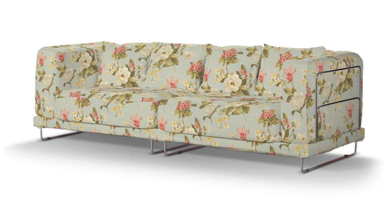 Pokrowiec na sofę  Tylösand 3-osobową nierozkładaną sofa tylösand 3-osobowa nierozkładana w kolekcji Londres, tkanina: 123-65