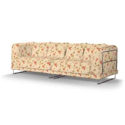 Pokrowiec na sofę  Tylösand 3-osobową nierozkładaną w kolekcji Londres, tkanina: 124-05