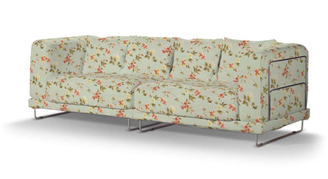 Pokrowiec na sofę  Tylösand 3-osobową nierozkładaną w kolekcji Londres, tkanina: 124-65