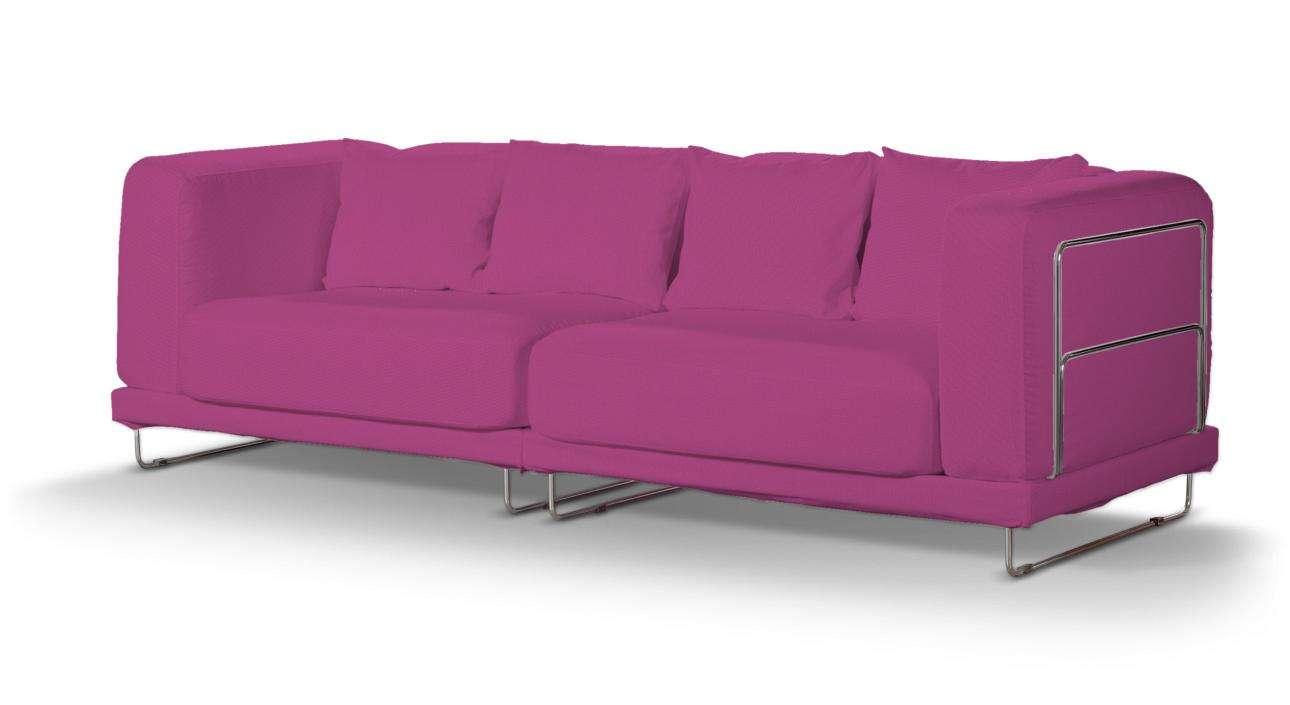 Pokrowiec na sofę  Tylösand 3-osobową nierozkładaną w kolekcji Etna, tkanina: 705-23
