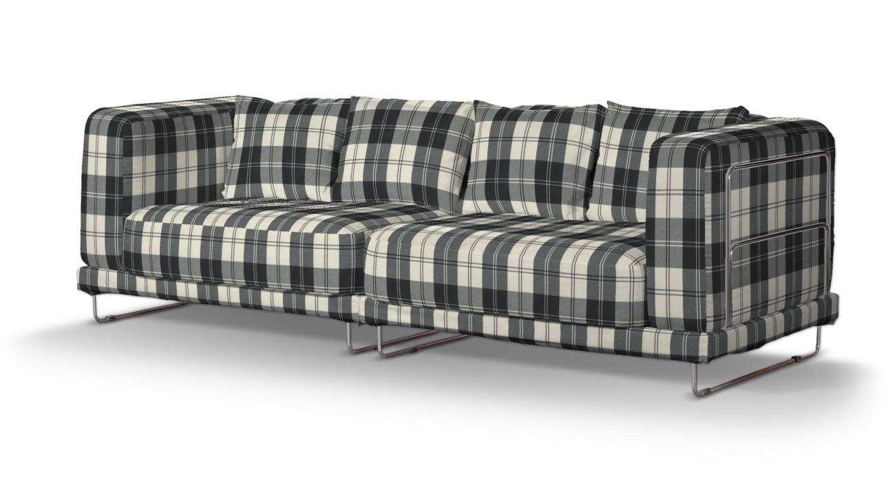Pokrowiec na sofę  Tylösand 3-osobową nierozkładaną sofa tylösand 3-osobowa nierozkładana w kolekcji Edinburgh, tkanina: 115-74