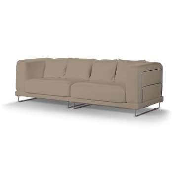 Pokrowiec na sofę  Tylösand 3-osobową nierozkładaną sofa tylösand 3-osobowa nierozkładana w kolekcji Cotton Panama, tkanina: 702-28