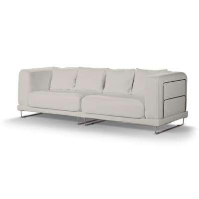 Pokrowiec na sofę  Tylösand 3-osobową nierozkładaną w kolekcji Cotton Panama, tkanina: 702-31