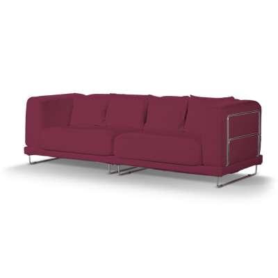 Pokrowiec na sofę  Tylösand 3-osobową nierozkładaną w kolekcji Cotton Panama, tkanina: 702-32