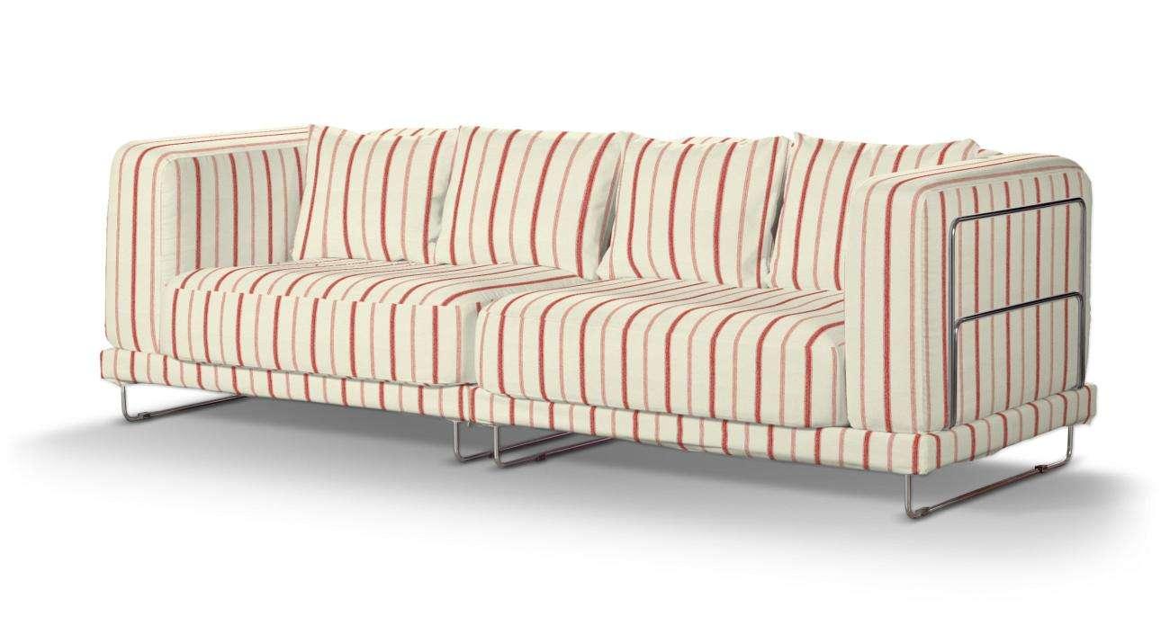 Pokrowiec na sofę  Tylösand 3-osobową nierozkładaną sofa tylösand 3-osobowa nierozkładana w kolekcji Avinon, tkanina: 129-15