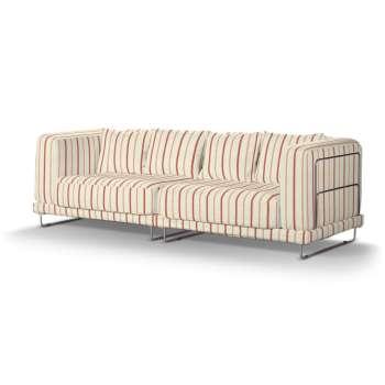 Pokrowiec na sofę  Tylösand 3-osobową nierozkładaną w kolekcji Avinon, tkanina: 129-15