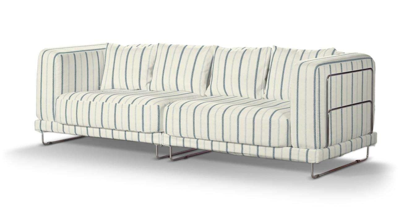 Pokrowiec na sofę  Tylösand 3-osobową nierozkładaną sofa tylösand 3-osobowa nierozkładana w kolekcji Avinon, tkanina: 129-66