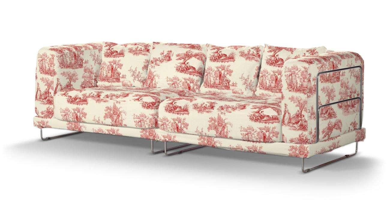 Tylösand 3-Sitzer Sofabezug nicht ausklappbar Tylösand 3-Sitzer von der Kollektion Avinon, Stoff: 132-15