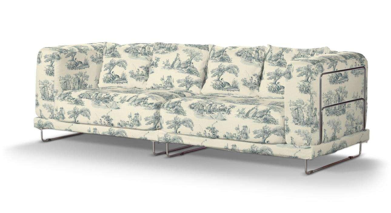 Pokrowiec na sofę  Tylösand 3-osobową nierozkładaną sofa tylösand 3-osobowa nierozkładana w kolekcji Avinon, tkanina: 132-66