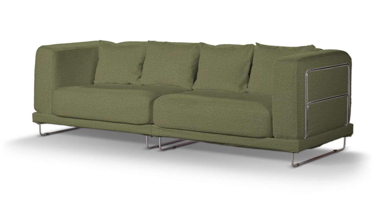 Pokrowiec na sofę  Tylösand 3-osobową nierozkładaną w kolekcji Madrid, tkanina: 161-22