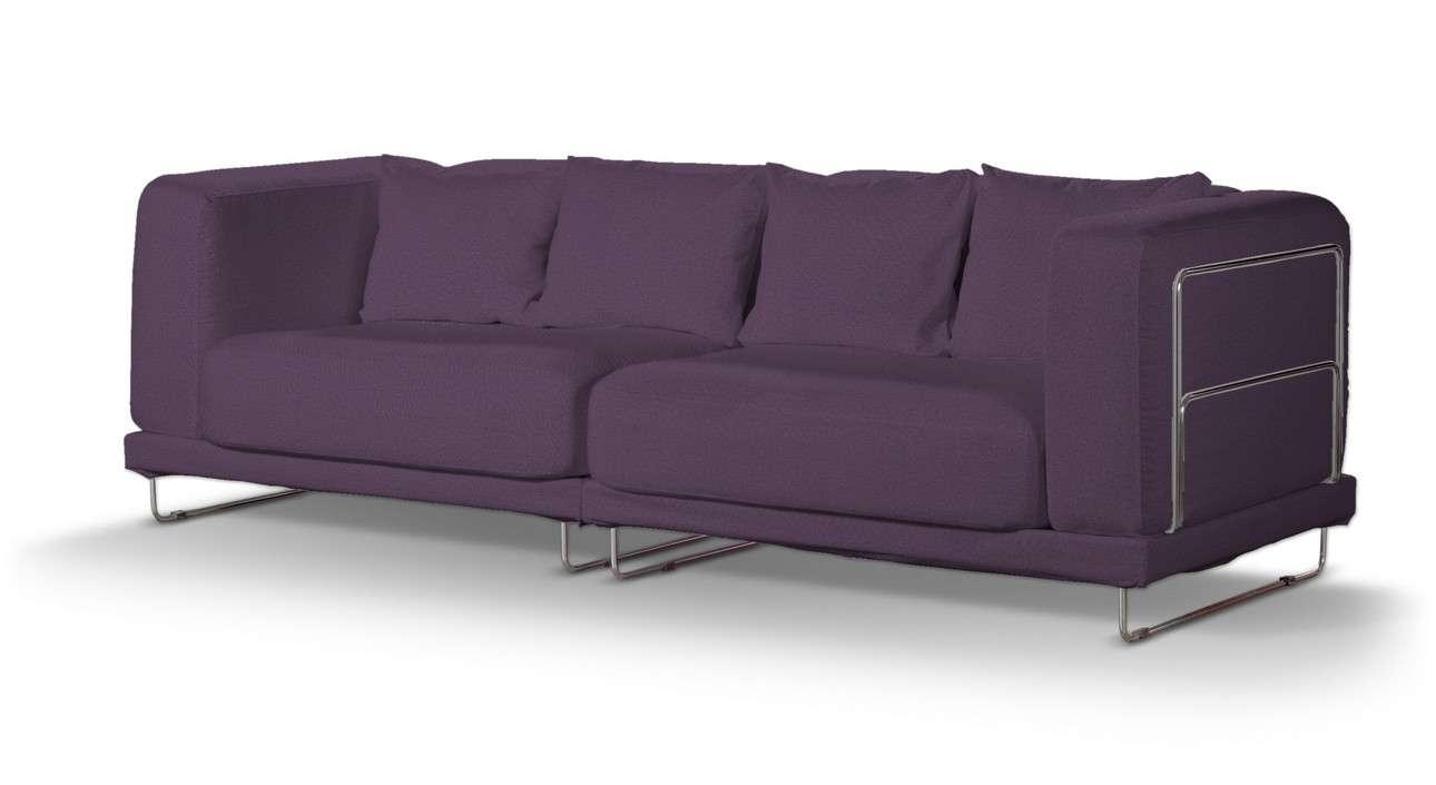 Pokrowiec na sofę  Tylösand 3-osobową nierozkładaną w kolekcji Etna, tkanina: 161-27