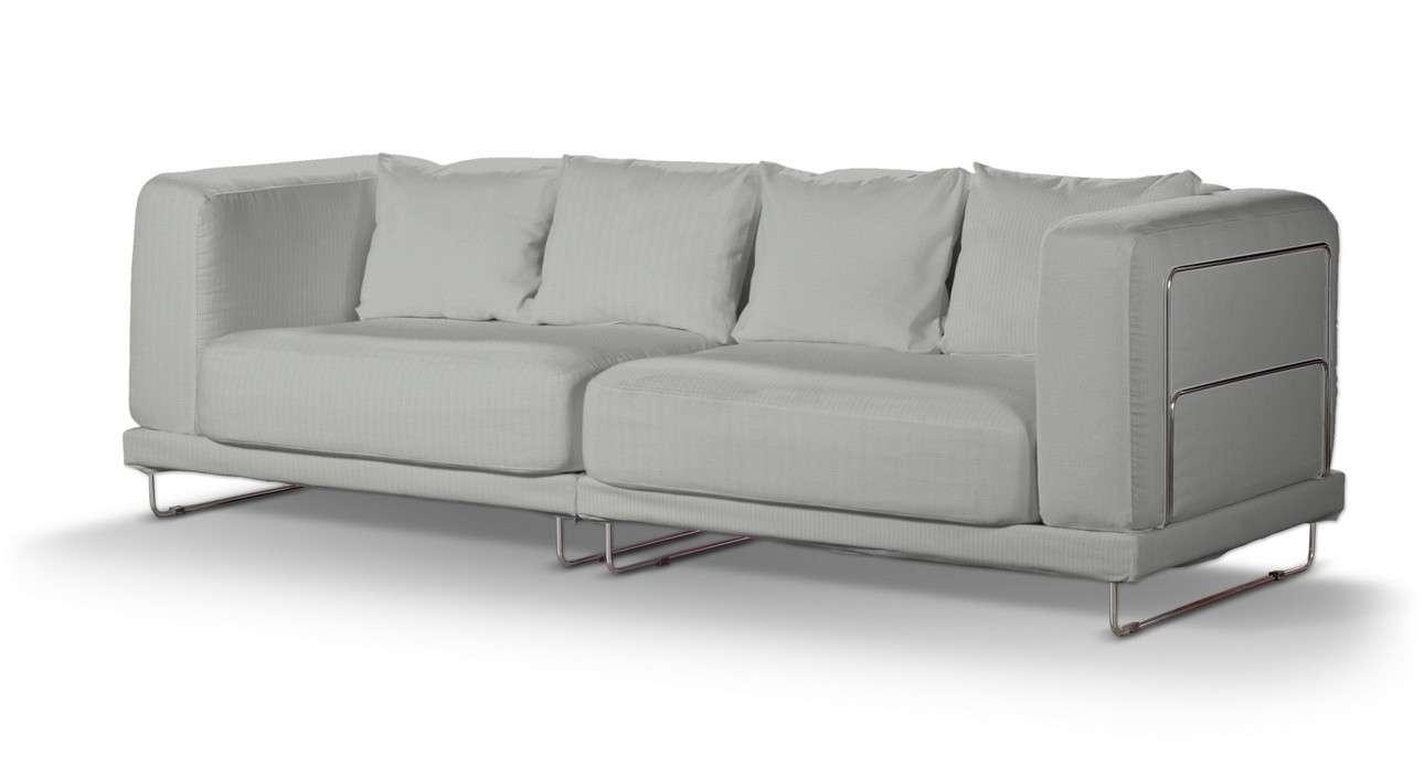 Pokrowiec na sofę  Tylösand 3-osobową nierozkładaną w kolekcji Bergen, tkanina: 161-72
